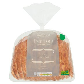 Waitrose Free From Tiger Loaf