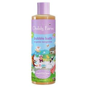 Childs Farm Bubble Bath Tangerine