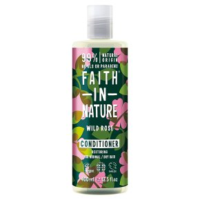 Faith in Nature Wild Rose Conditioner