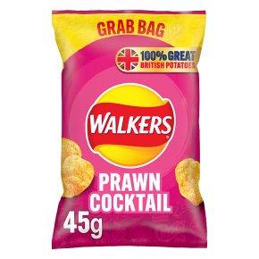 WAITROSE > General > Walkers Prawn Cocktail