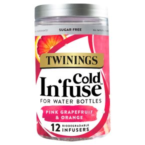 Twinings Cold Infuse Pink Grapefruit 12s