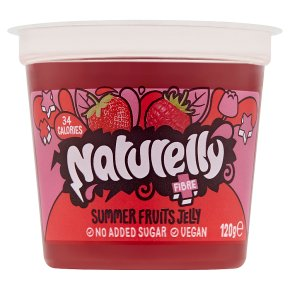Naturelly Juicy Jelly Summer Fruits