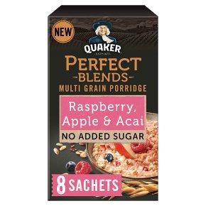 Quaker Perfect Blends Raspberry Apple & Acai 8s