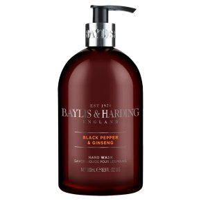Baylis & Harding Pepper Hand Wash