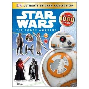 Star Wars: The Force Awakens sticker book