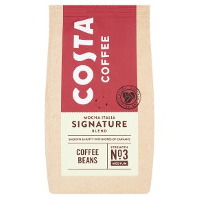 Costa Coffee Signature Blend Coffee Beans