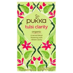 Pukka Tulsi Clarity 20Herbal Tea Sachets