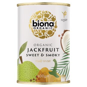Biona Organic Jackfruit Sweet & Smoky