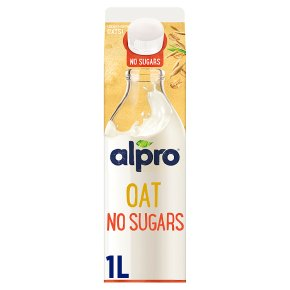 Alpro Oat No Sugars Chilled Drink