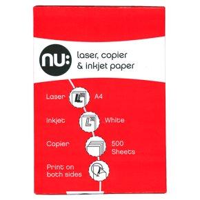 Nu: A4 Copier Paper