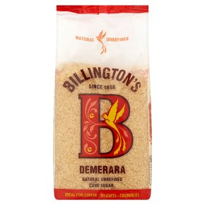 Billington's Demerara Sugar