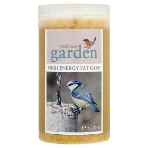 Waitrose Garden Fat Cake
