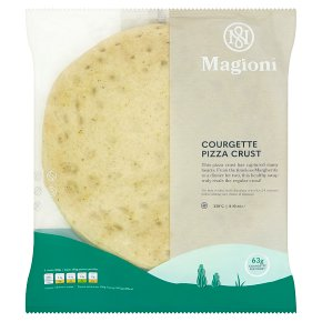 Magioni Courgette Pizza Crust