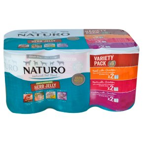Naturo Variety Pack in Herb Jelly