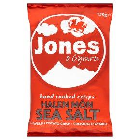 Jones Sea Salt Crisps
