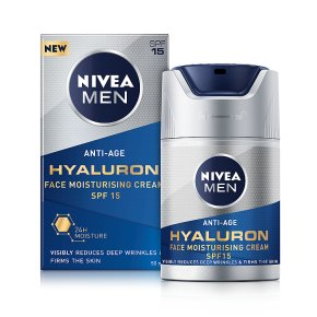 Nivea Men Hyaluron Face Cream SPF15