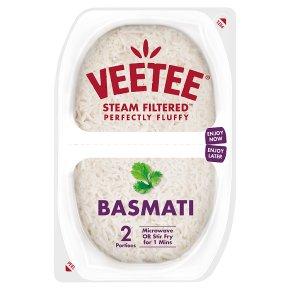 VeeTee Steam Filtered Basmati