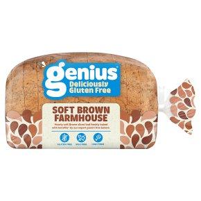 Genius Soft Brown Farmhouse Loaf