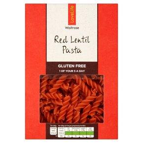 Waitrose LOVELife Red Lentil Pasta