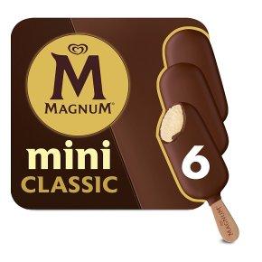 Magnum Mini Classic Ice Creams