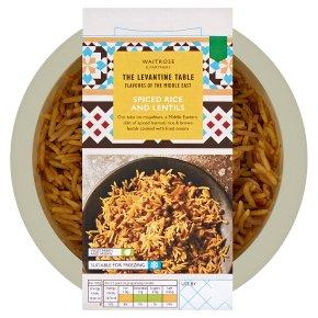 Levantine Table Spiced Rice & Lentil