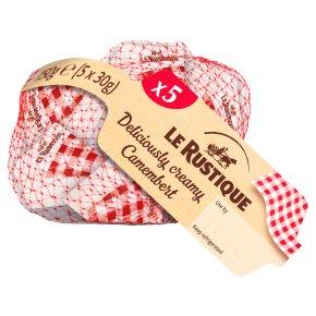 Le Rustique Deliciously Creamy Camembert