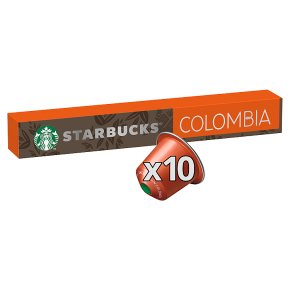 Starbucks by Nespresso Colombia 10s