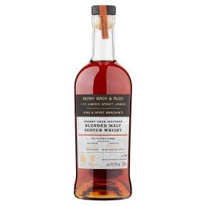 Berry Bros. & Rudd Sherry Cask Blended Malt Whisky