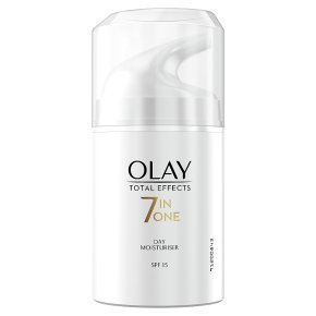 Olay total effects 7 day moisturiser