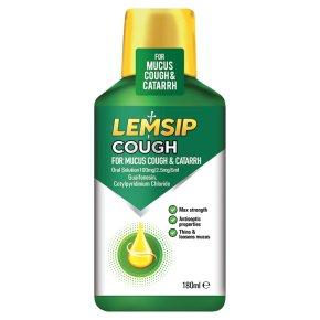 Lemsip Cough Mucus & Catarrh