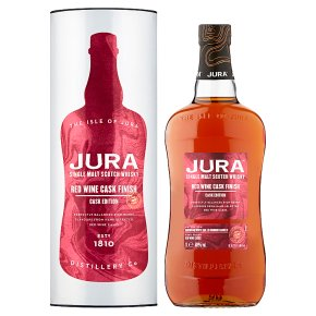 Jura Red Wine Cask Finish Single Malt Scotch Whisky