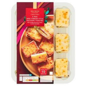 Waitrose Party Food Mini Pastrami Toastie
