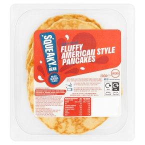 Squeaky Bean Vegan Fluffy American Pancakes