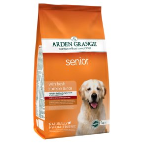 Arden Grange Senior Dog Chicken & Rice