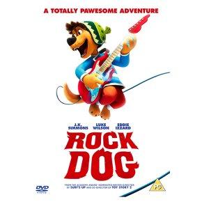 DVD Rock Dog