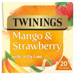 Twinings Mango & Strawberry 20s