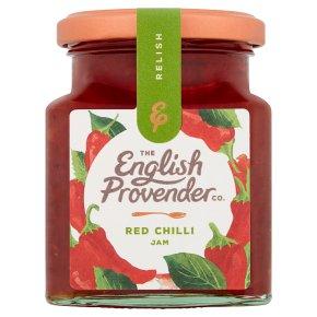 English Provender Red Chilli Jam