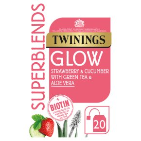 Twinings Superblends Glow 20 Tea Bags