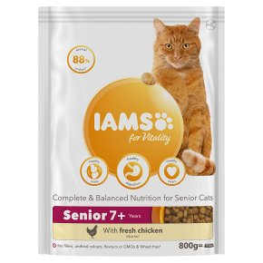 Iams for Vitality with Chicken Senior