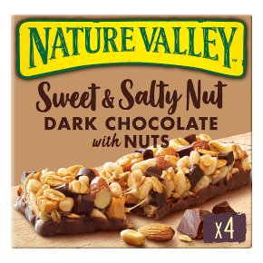 Nature Valley Sweet & Salty Nut Dark Choc with Nuts