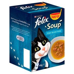 Felix Soup Fish Selection