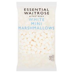 Essential Mini White Marshmallows