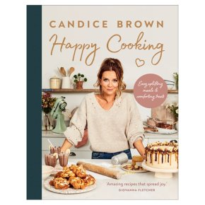 Happy Cooking - Candice Brown