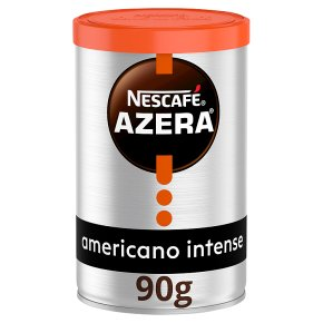 Nescafe Azera Intenso Instant Coffee
