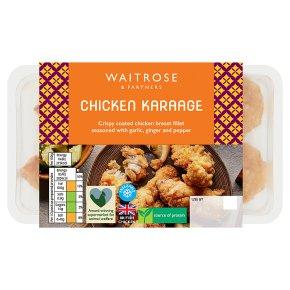 Waitrose Chicken Karaage