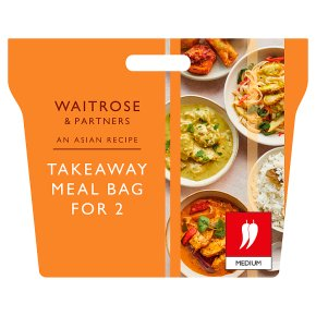 Waitrose Asian Takeaway Meal for 2