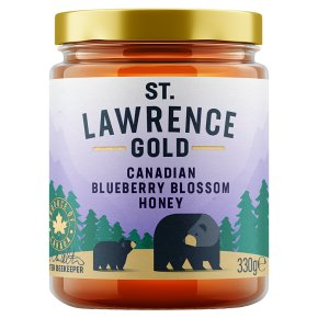 St. Lawrence Gold Blueberry Blossom Canadian Honey