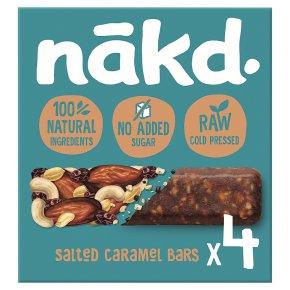 Nakd Salted Caramel Bars