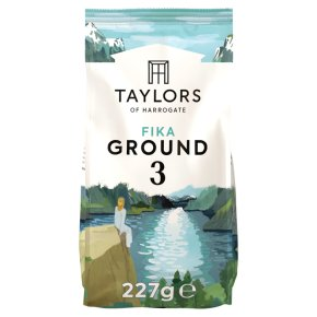 Taylors of Harrogate Fika Ground Coffee