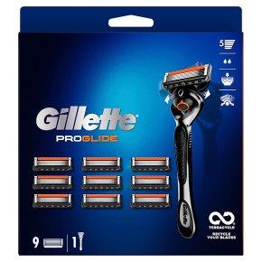 Gillette ProGlide Razor +9 Blades